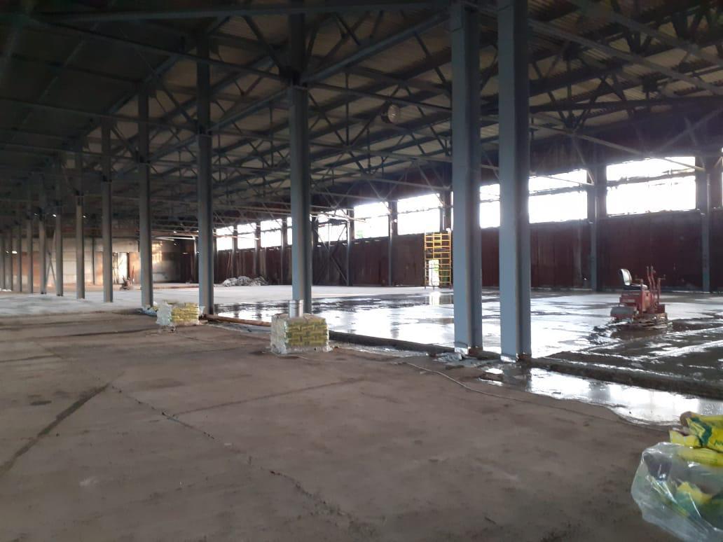 Производственный склад г. Домодедово