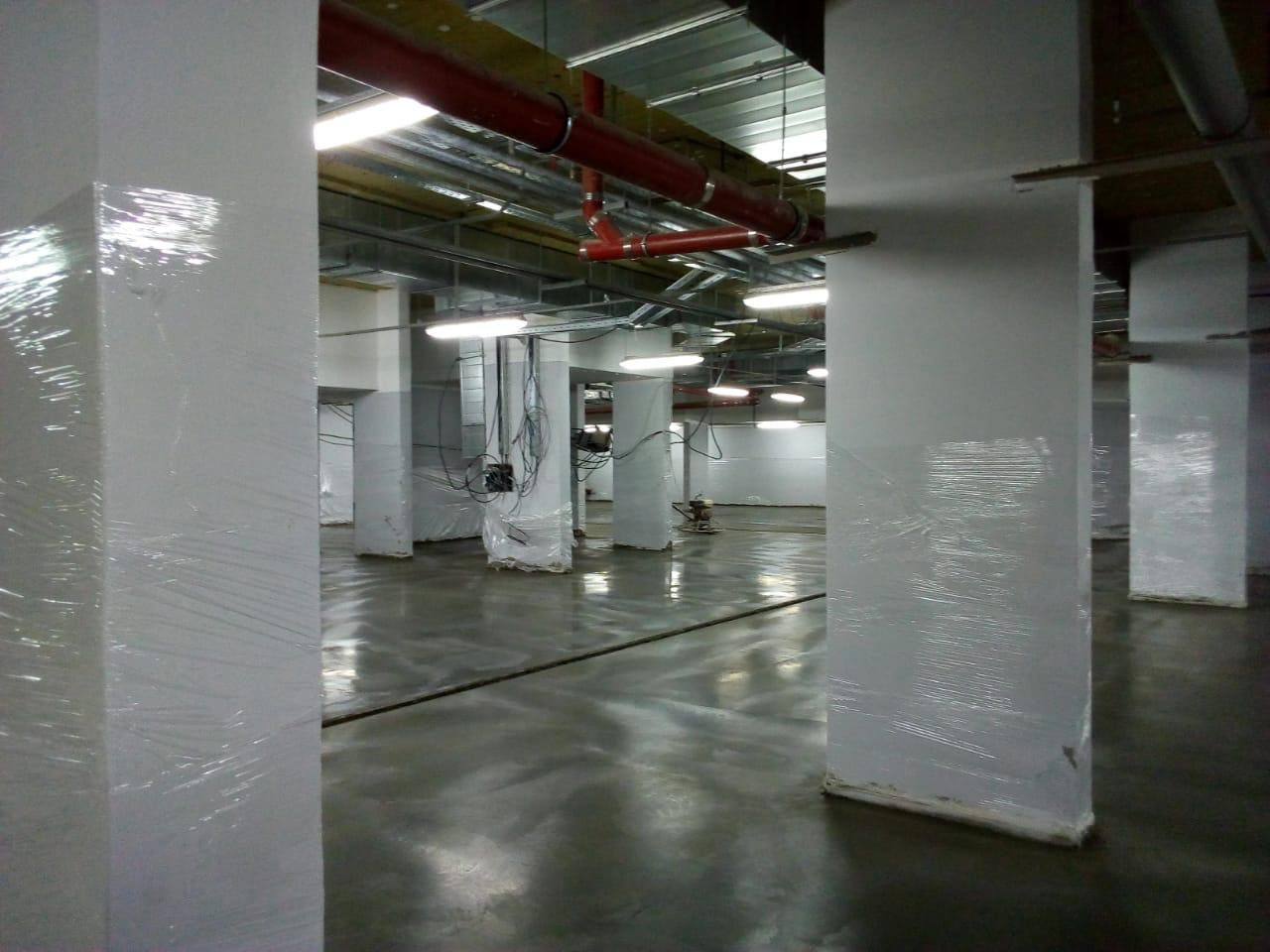 ЖК «Мытищи Lite» - паркинг